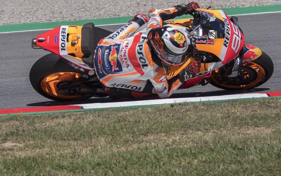 Сериозна катастрофа елиминира Лоренсо от Гран При на Холандия