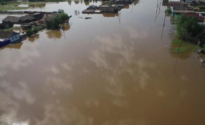 Страшни наводнения в Русия, жертви и изчезнали