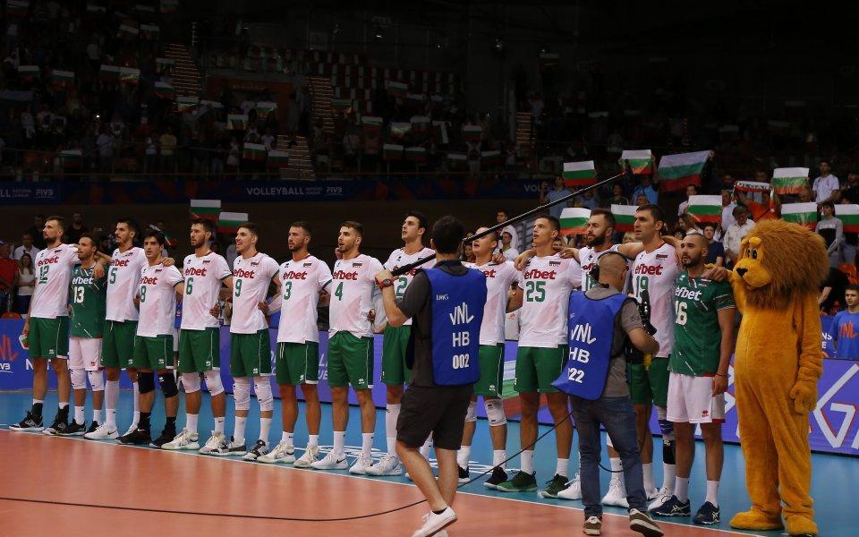 Волейболистите загубиха втората проверка срещу Сърбия