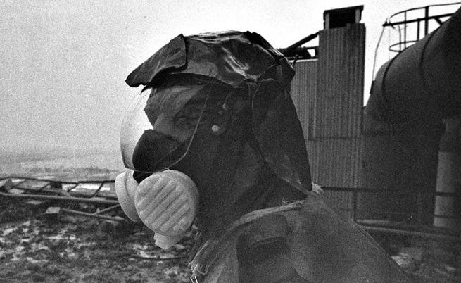 1986: Чернобилската авария в редки снимки