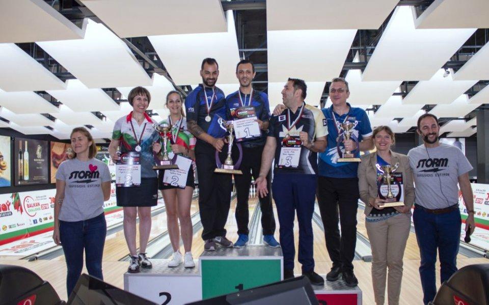 Литовец спечели турнира по боулинг в София