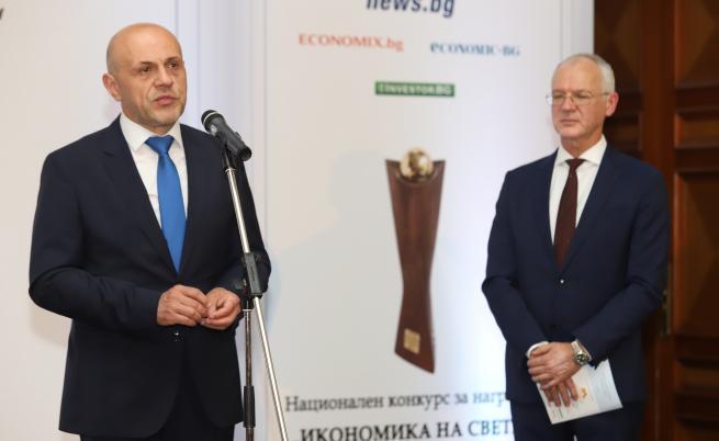 Томислав Дончев: Не може да има силен бизнес, ако има слаба държава