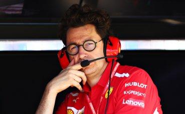 Шеф на Ферари знае рецептата за излизане от кризата