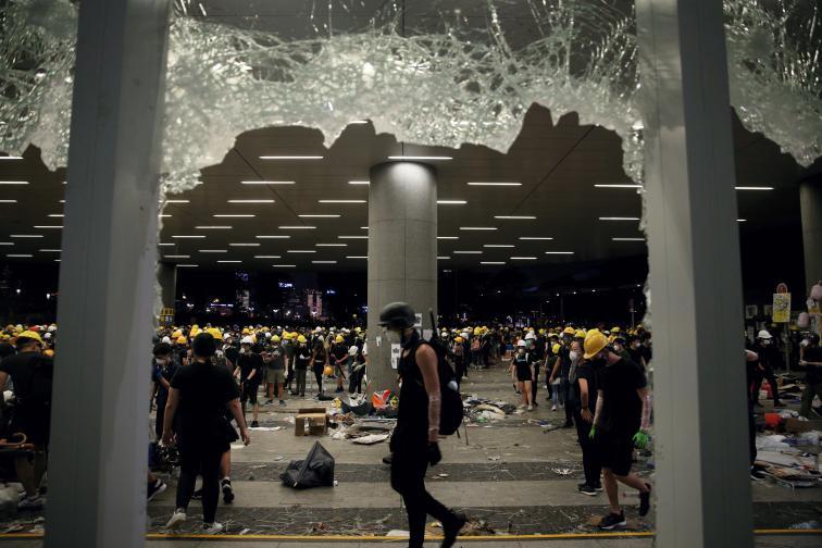 хонгконг екстрадиция китай