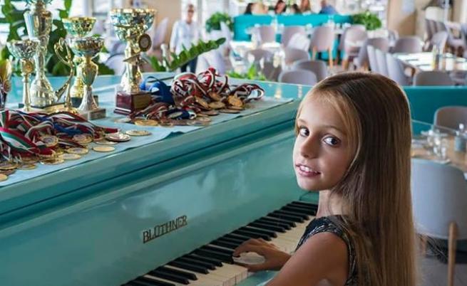 Най-красивото момиче в света - 9-годишната Бриана