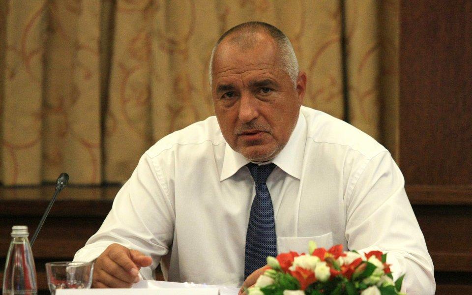 Бойко Борисов се среща с футболните босове?