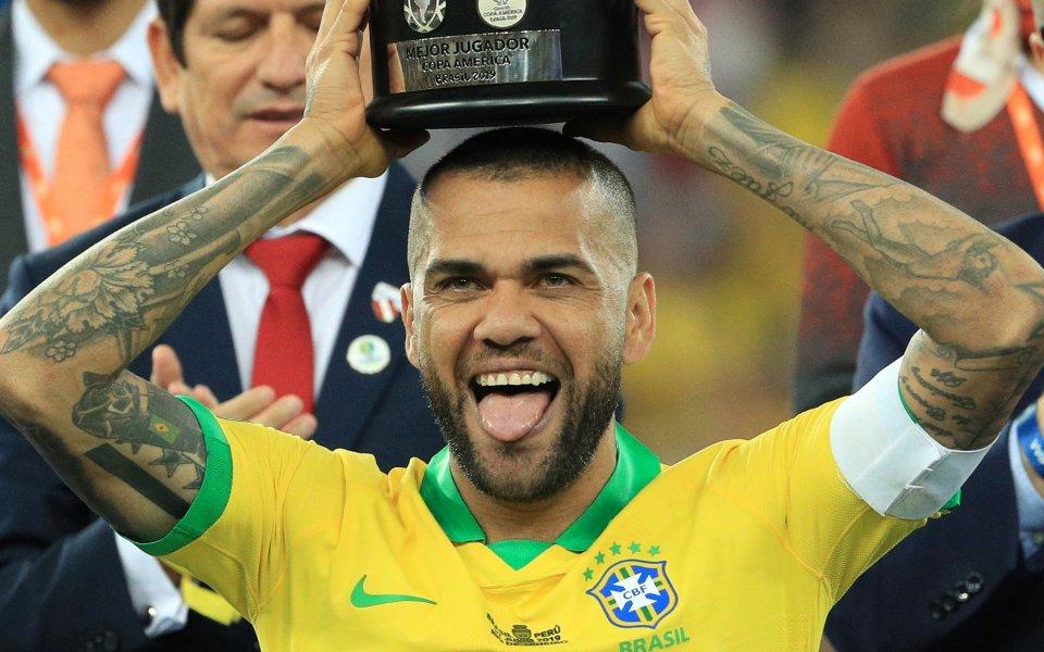 Бразилски национал пред завръщане в Испания