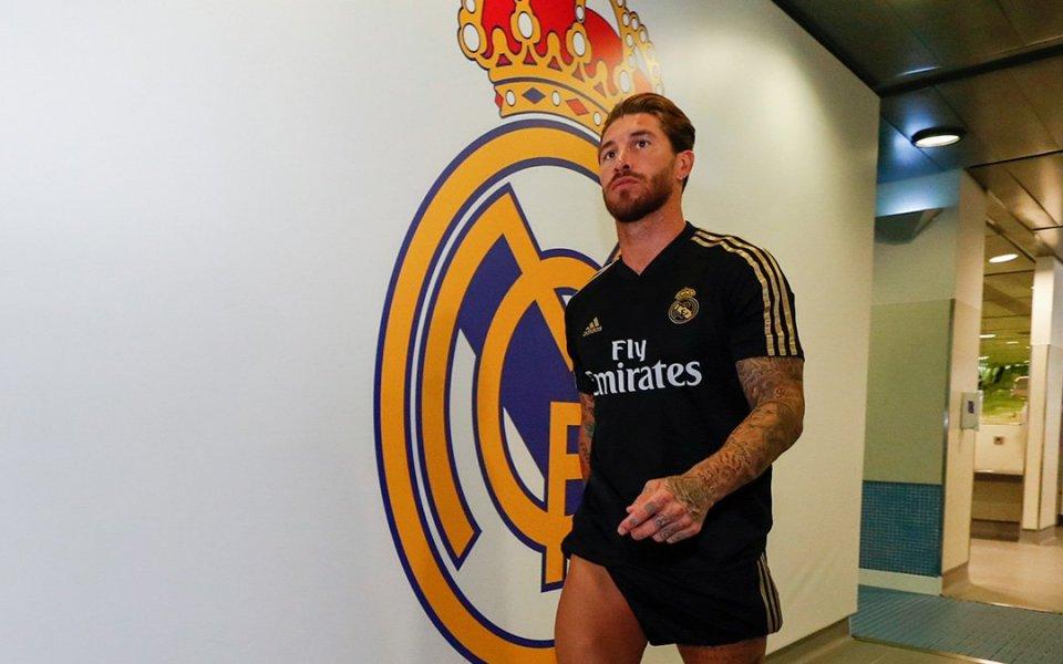 Всички нови, без Милитао, започнаха подготовка с Реал