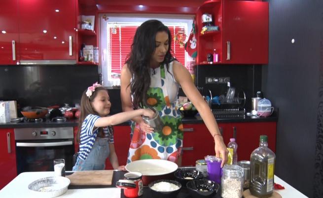 Здравословната закуска, с която Биляна Йотовска стартира деня