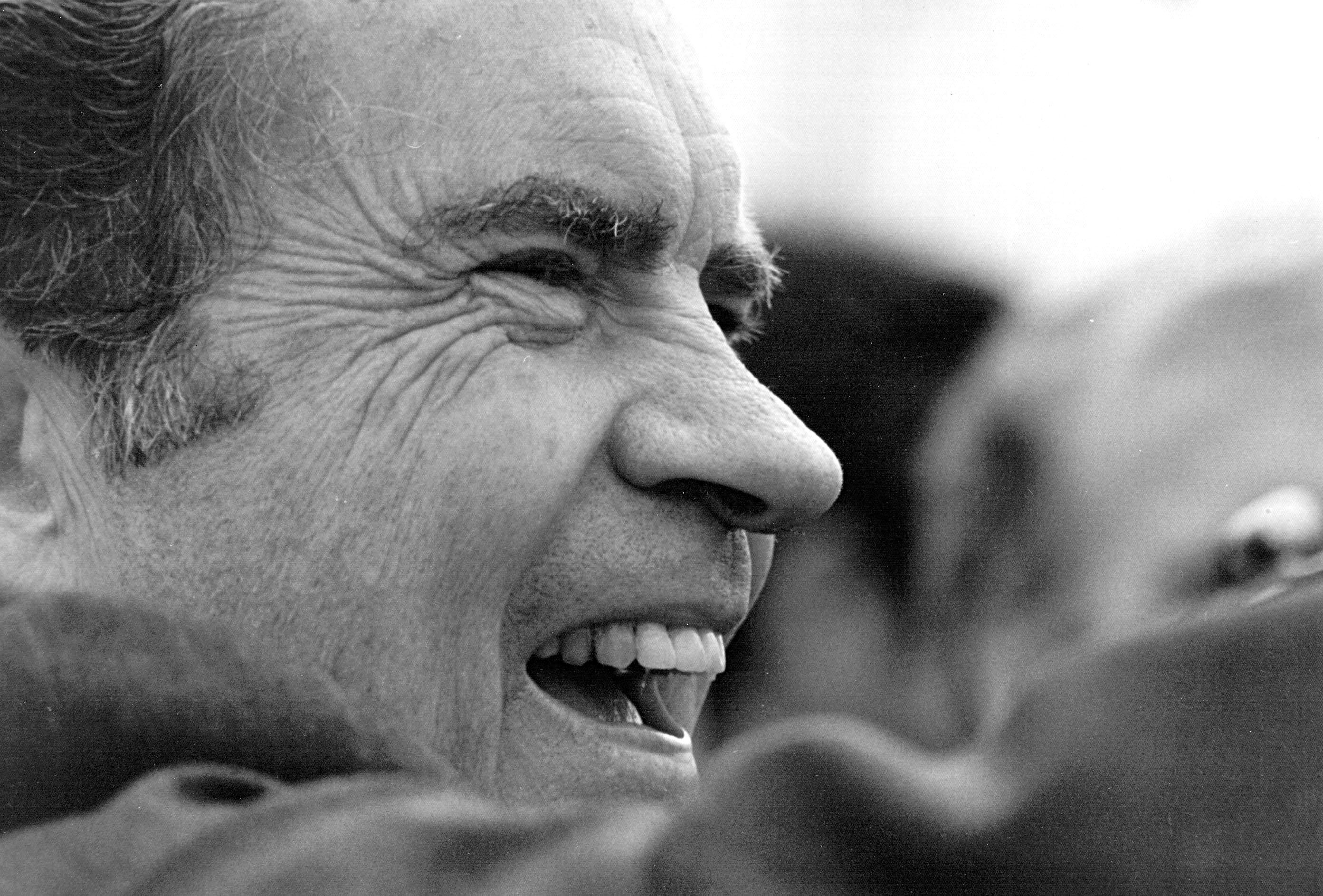 """Бившият президент на САЩ - Ричард Никсън, притежава толкова специфичен нос, че самият тип дори носи името му - """"Никсън""""."""