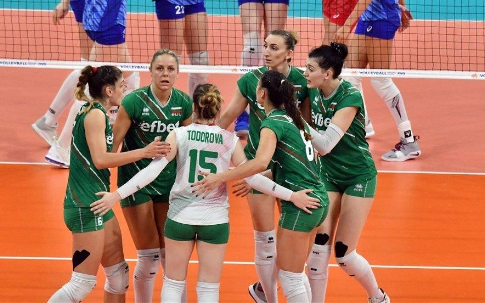 Волейболните националки с две контроли с Азербайджан през уикенда