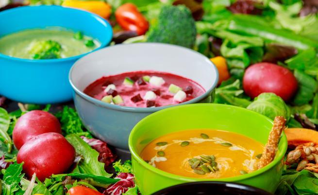 3 рецепти за студена супа - без таратор и гаспачо