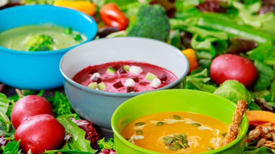 <p>3 рецепти за студена супа - <strong>без таратор и гаспачо</strong></p>