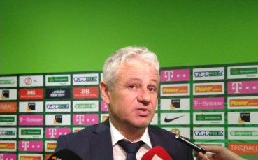 Стойчо Стоев: Пропуснатата дузпа бе ключова