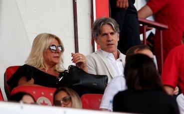 Спортният директор на ЦСКА: Връщаме се към нормалното