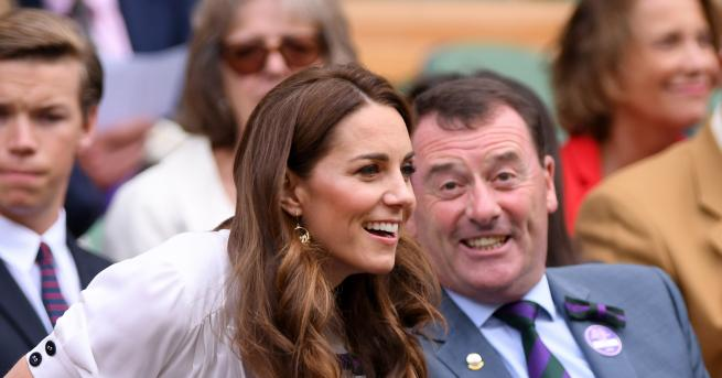 Снимка: Ето как херцогиня Мидълтън е винаги в добра форма