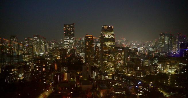 Любопитно Токио - едно необятно място, на което да се