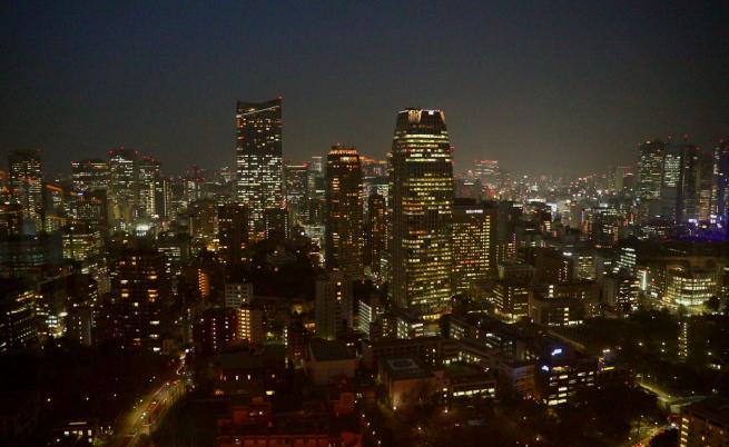 Токио - едно необятно място, на което да се вдъхновиш