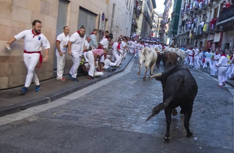 Памплон Испания