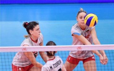 България пречупи Румъния в първата контрола между двата тима