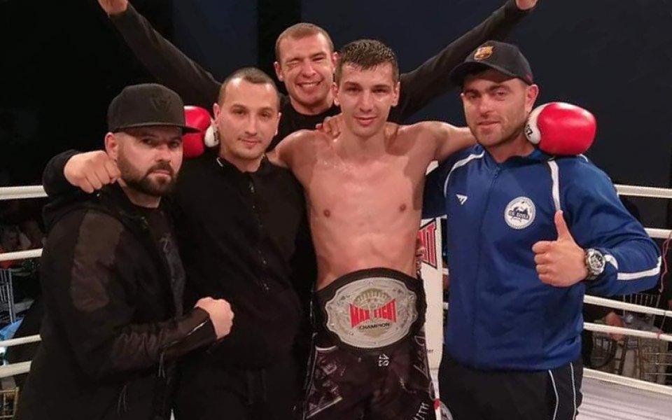 Александър Петров с битка в брутален правилник: За мен е вдъхновяващо