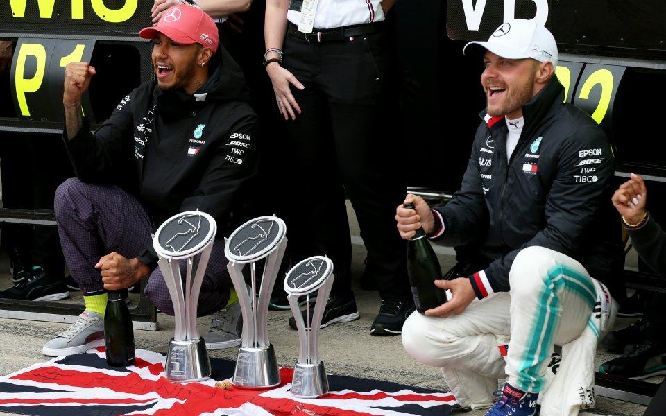 Бившият световен шампион от Формула 1 Мика Хакинен изрази мнение,
