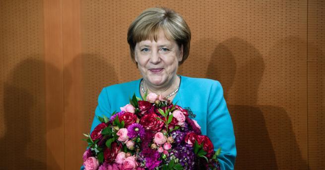 Свят Честит рожден ден, канцлер Меркел. А как е здравето
