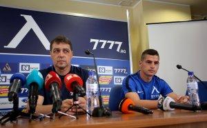 Хубчев взе петима таланти в първия отбор на Левски