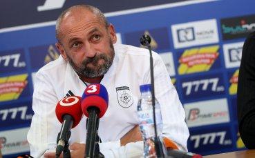 Любопитно: Треньорът на Ружомберок бил фен на Левски