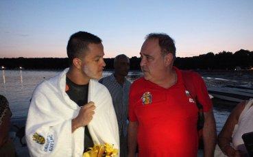 Героят от плуването в Черно море разкри новата си цел