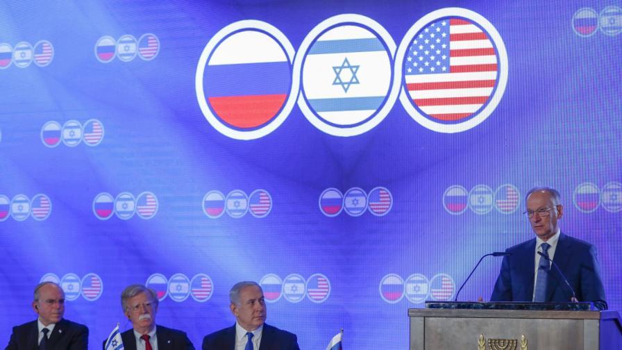 <p>Израел и САЩ <strong>преговарят с Русия </strong>срещу Иран</p>