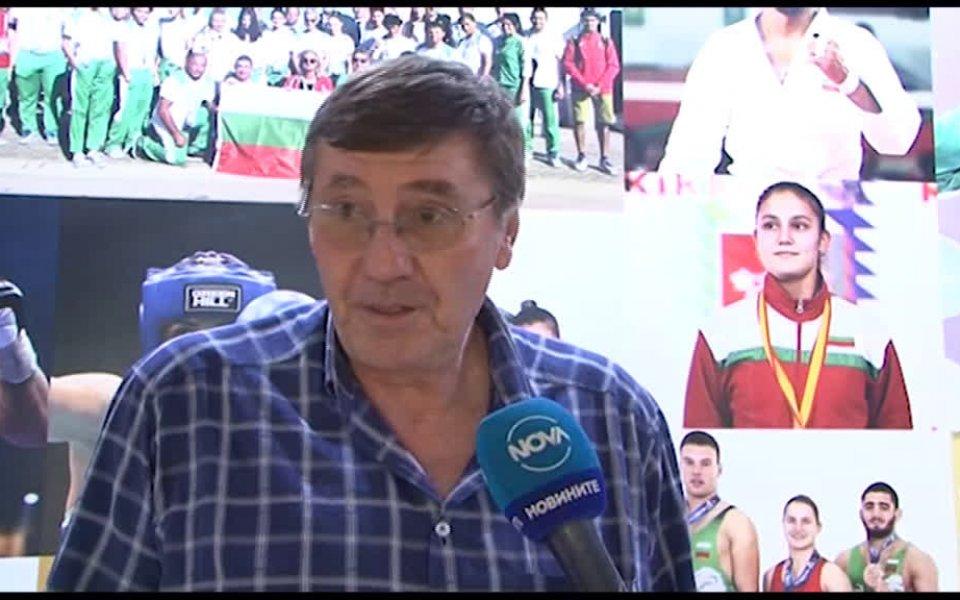 Президентът на Българската федерация по баскетбол Георги Глушков не скри
