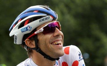 Тибо Пино спечели 14-ия етап на Тур дьо Франс