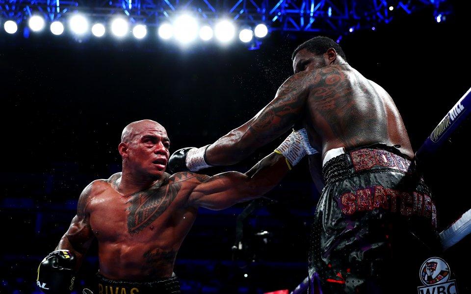 Боксьорът Дилиън Уайт се съмнява шампионът на WBC в тежка