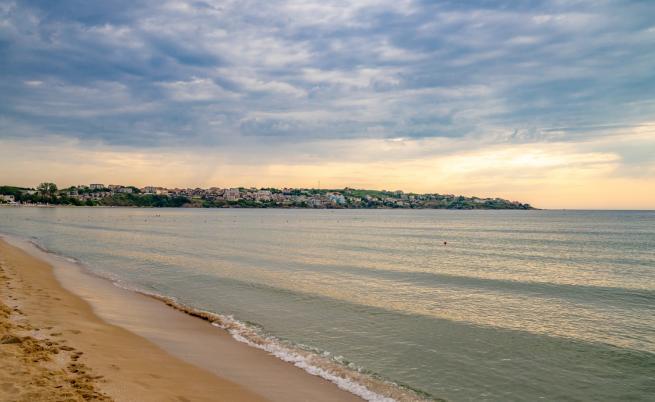 Градина - едно от най-добрите места за плаж (ВИДЕО)