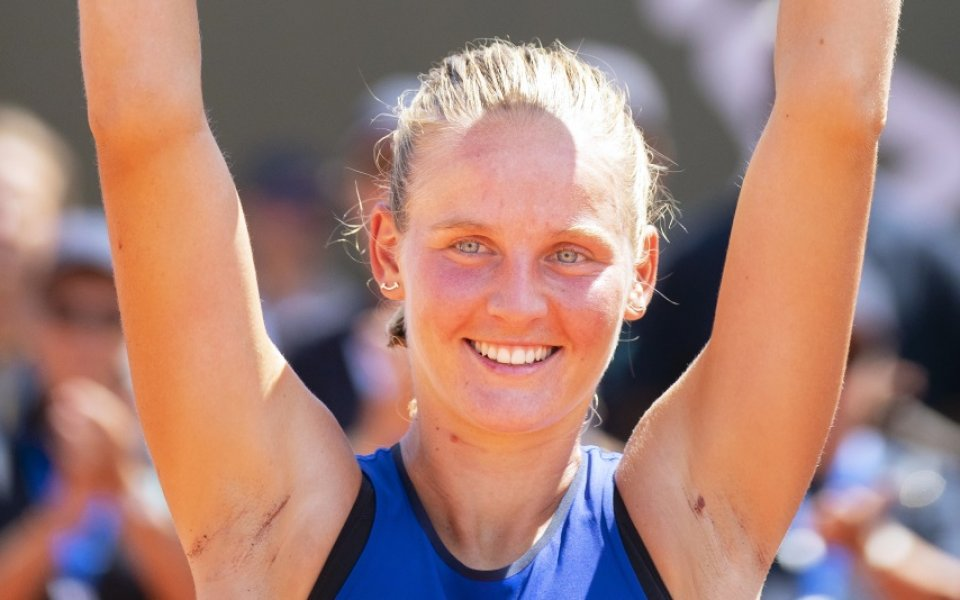 Френска тенисистка взе първа титла в турнирите на УТА