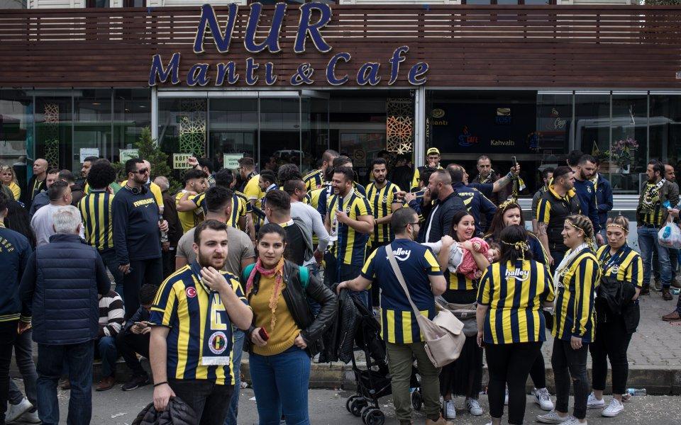 Фенербахче не изпълни споразумението с УЕФА и 2 млн. отлетяха