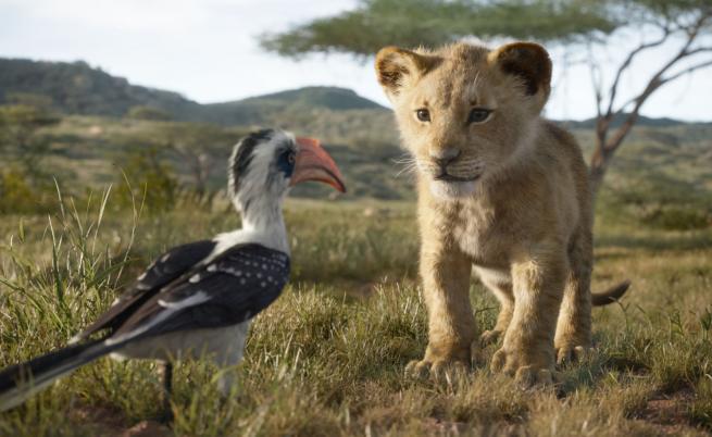 """""""Цар Лъв"""": Технологично чудо и филмов капитализъм в действие"""