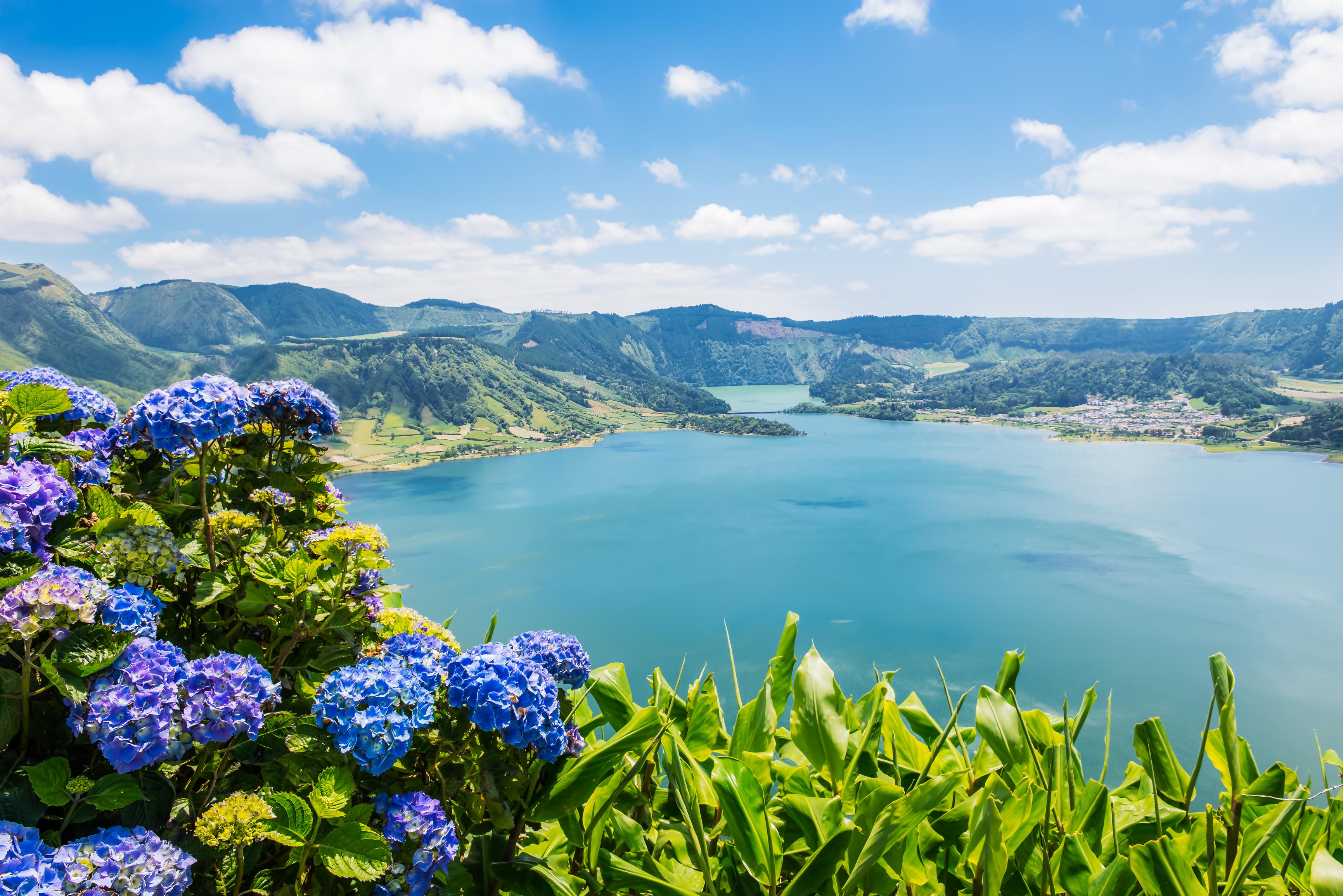 <p>Азорски острови, Португалия.</p>