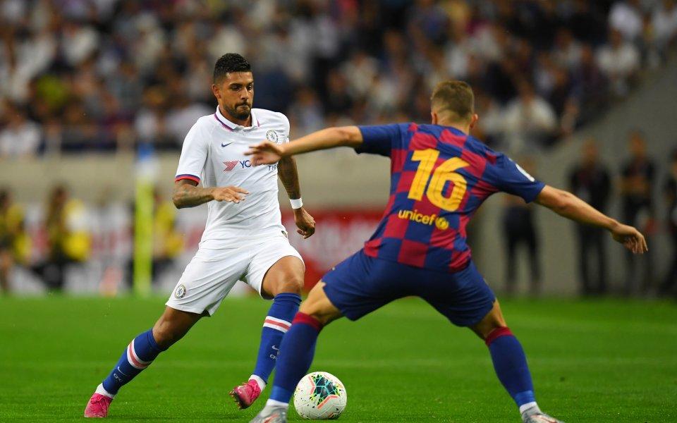Барселона испания футбол с