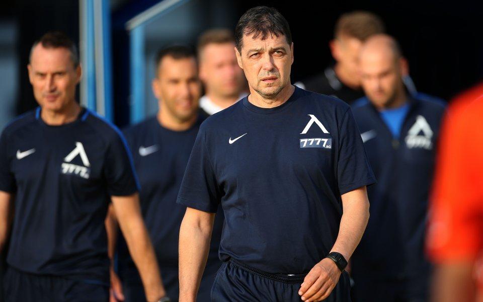 Двама нови пристигат в Левски