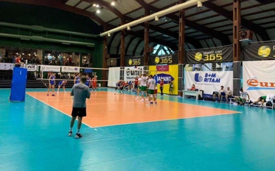 Волейболистите надвиха Сърбия в първата контрола