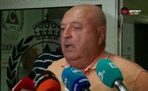 Ексклузивно: Венци Стефанов обяви три любопитни имена за национален селекционер