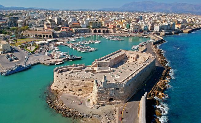 Силно земетресение разтърси Крит