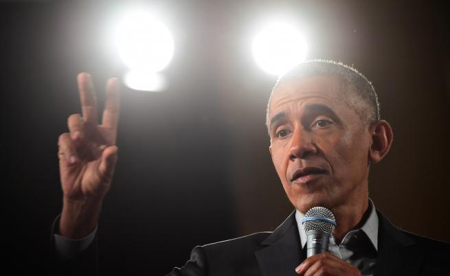 Неизменното присъствие на Обама в надпреварата за Белия дом