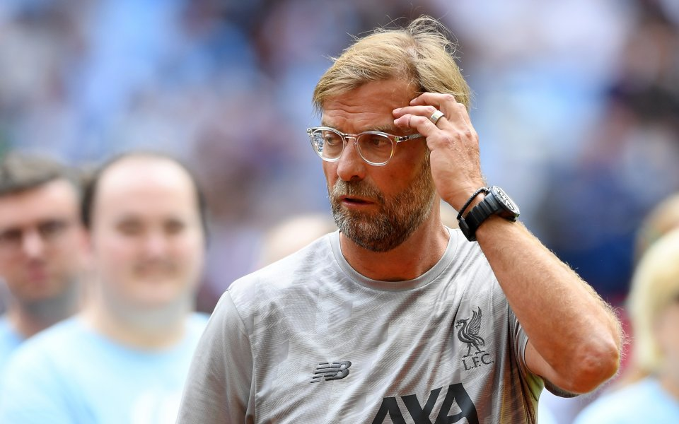 Германският мениджър на Ливърпул Юрген Клоп бе повече от доволен