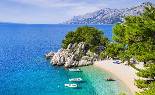 Хърватските плажове, които си заслужава да посетите