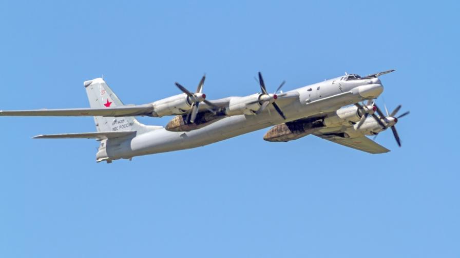 Бомбардировач Ту-95