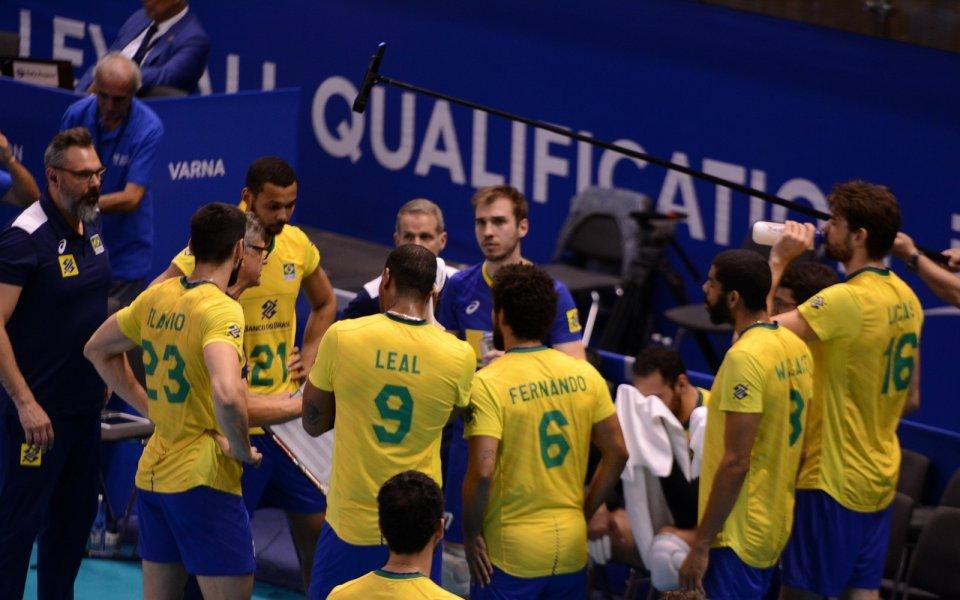Отличен 6 за Бразилия на Световната купа