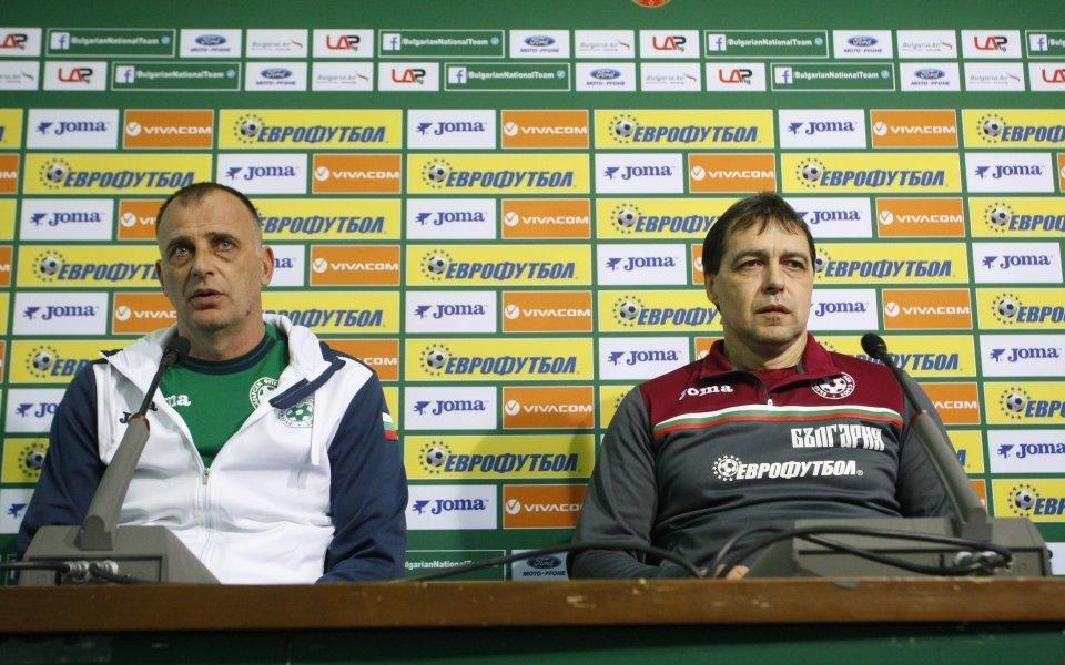 Бившият треньор на Левски Антони Здравков призова ръководството на Левски